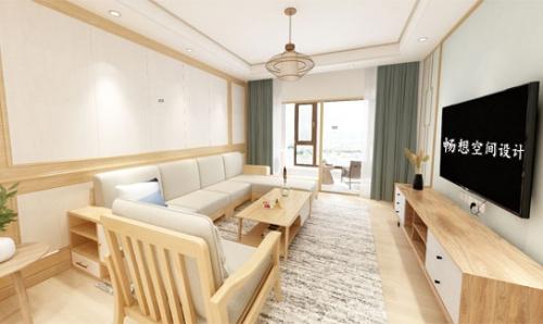 宝龙名仕豪庭112m² 日式