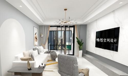 宝龙名仕豪庭95m² 现代
